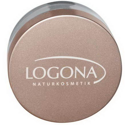 Logona Naturkosmetik, Loose Face Powder, Bronze, 0.246oz (7g)