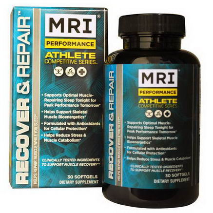 MRI, Recover & Repair, 30 Softgels
