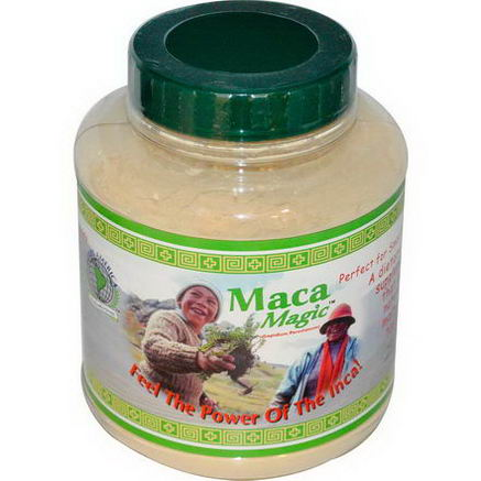Maca Magic, Maca Magic (Lepidium Peruvianum), 1.1 lbs (500g)