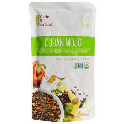 Made in Nature, Ancient Grain Fusion, Organic Cuban Mojo, 8oz (227g)