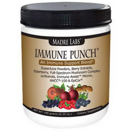 Madre Labs, Immune Punch, An Immune Support Blend, 6.35oz (180grams)