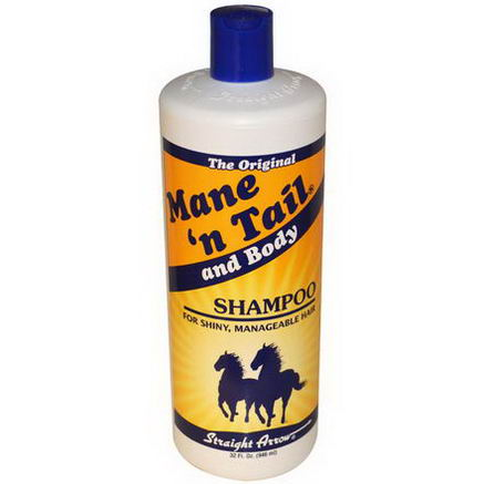 Mane 'n Tail, And Body Shampoo, 32 fl oz (946 ml)