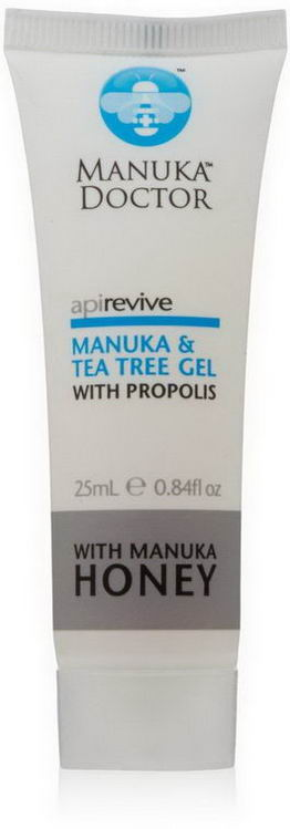 Manuka Doctor, Apirevive, Manuka & Tea Tree Gel, 0.84 fl oz (25 ml)