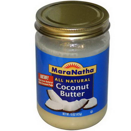 MaraNatha, Coconut Butter, 15oz (425g)