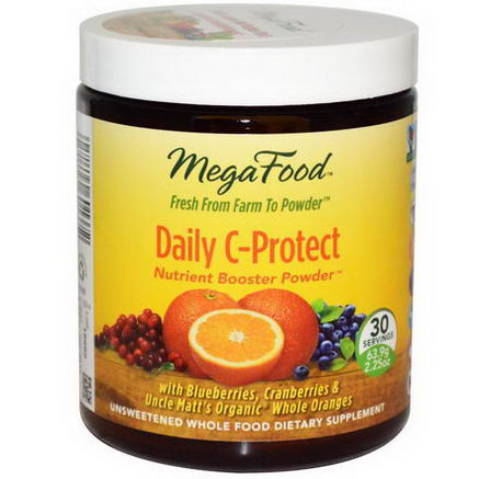 MegaFood, Daily C-Protect, 2.25oz (63.9g)