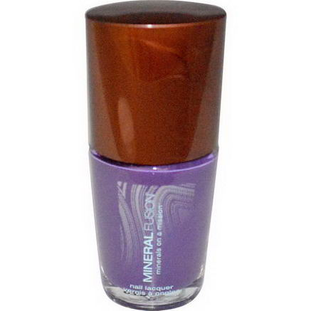Mineral Fusion, Nail Lacquer, Rock Cress, 0.33 fl oz (10 ml)