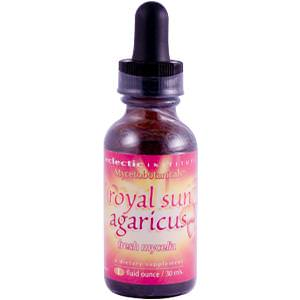 Eclectic Institute, Mycetobotanicals, Royal Sun Agaricus, 1 fl oz (30 ml)