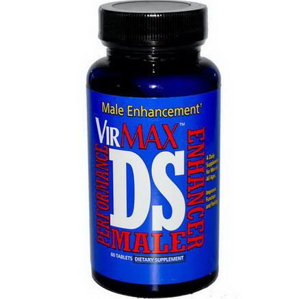 Natural Products Solutions, VirMax DS, Male Performance Enhancer, 60 Tablets