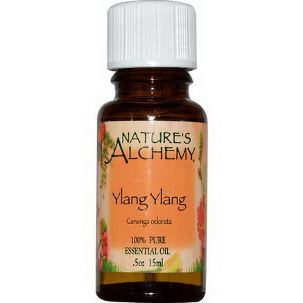 Nature's Alchemy, Ylang Ylang, Essential Oil, 5oz (15 ml)