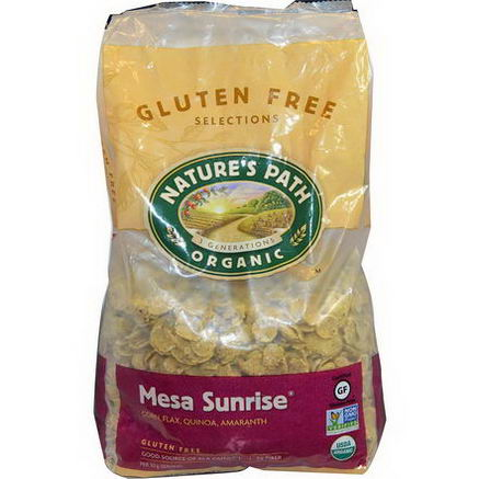 Nature's Path, Organic Mesa Sunrise, Gluten-Free Cereal, 26.4oz (750g)