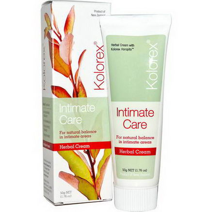 Nature's Sources, Kolorex, Intimate Care, Herbal Cream, 1.76oz (50g)
