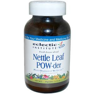 Eclectic Institute, Nettle Leaf POW-der, 2.11oz (60g)