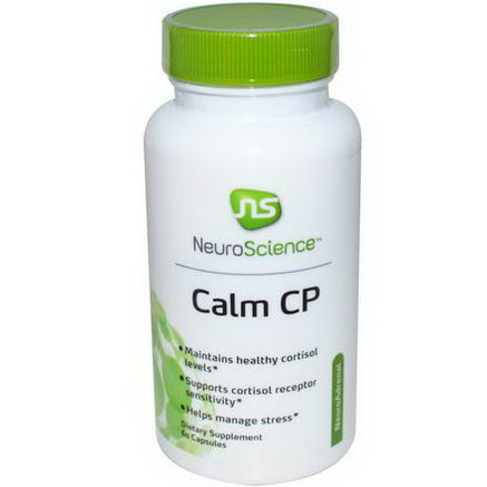 NeuroScience, Inc. Calm CP, 60 Capsules