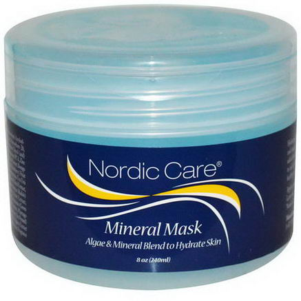 Nordic Care, LLC. Mineral Mask, 8oz (240 ml)