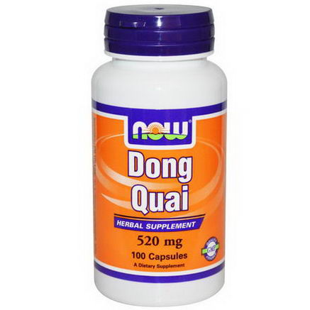 Now Foods, Dong Quai, 100 Capsules