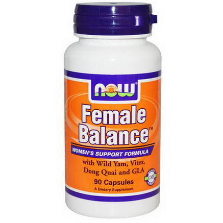 Now Foods, Female Balance, 90 Capsules