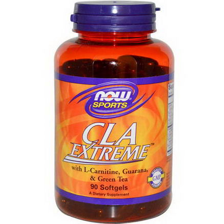 Now Foods, Sports, CLA Extreme, 90 Softgels