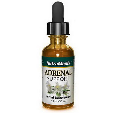 NutraMedix, Adrenal Support, 1 fl oz (30 ml)