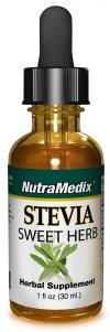 NutraMedix, Stevia, Sweet Herb, 1 fl oz (30 ml)