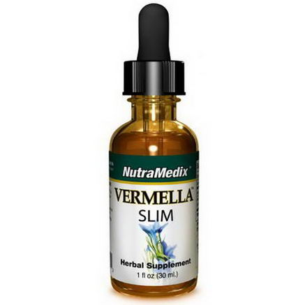NutraMedix, Vermella Slim, 1 fl oz (30 ml)