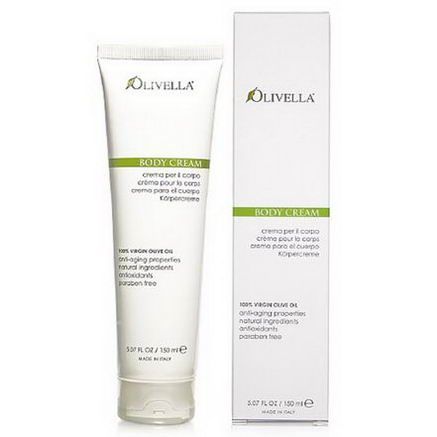 Olivella, Body Cream, 5.07 fl oz (150 ml)