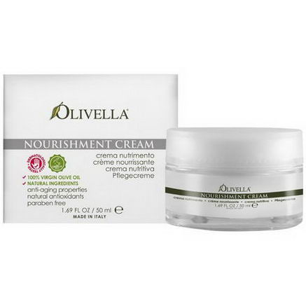 Olivella, Nourishment Cream, 1.69oz (50 ml)