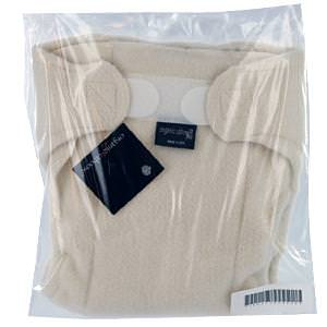 Organic Caboose, Plush Wool Diaper Cover, X-Large 28+ lbs, 1 Cover