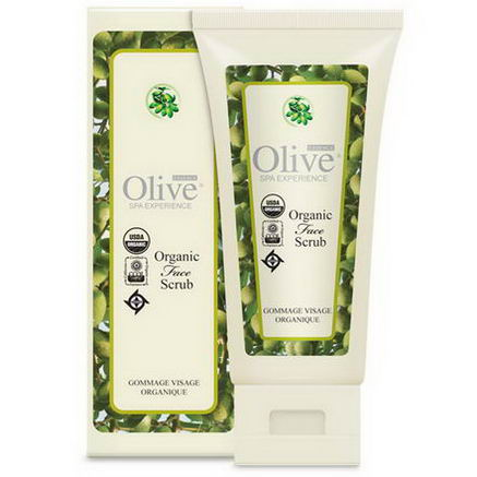 Organic Olive Essence, Spa Experience, Face Scrub, 6 fl oz (180 ml)