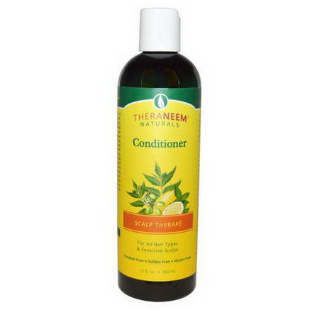 Organix South, TheraNeem Naturals, Conditioner, Scalp Therape, 12 fl oz (360 ml)