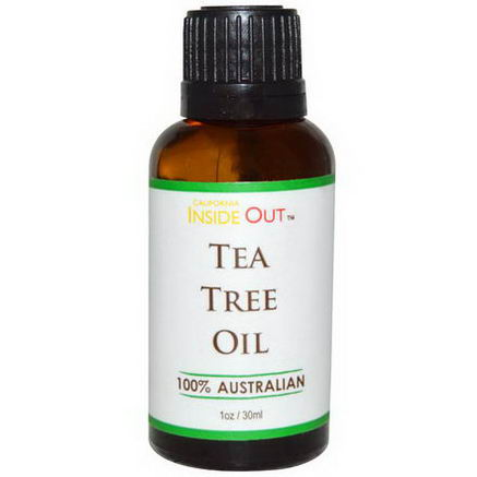Out of Africa, California Inside Out, Tea Tree Oil, 1oz (30 ml)