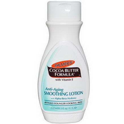 Palmer's, Cocoa Butter Formula, with Vitamin E, Anti-Aging Smoothing Lotion, 8.5 fl oz (250 ml)