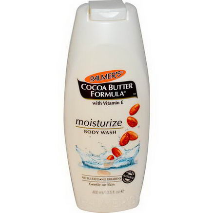 Palmer's, Moisturizing Body Wash with Vitamin E, 13.5 fl oz (400 ml)