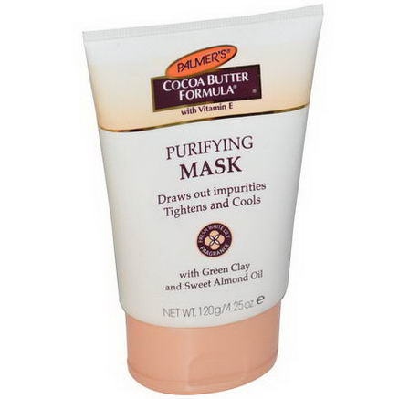 Palmer's, Purifying Mask, Fresh White Lily Fragrance, 4.25oz (120g)