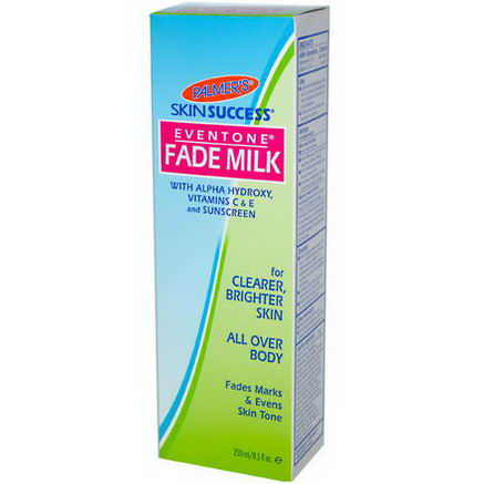 Palmer's, SkinSuccess, Eventone, Fade Milk, 8.5 fl oz (250 ml)