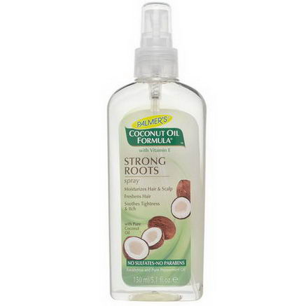 Palmer's, Strong Roots Spray, Coconut Oil Formula, 5.1 fl oz (150 ml)