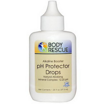 Peelu, Body Rescue, pH Protector Drops, 1.25 fl oz (37.5 ml)