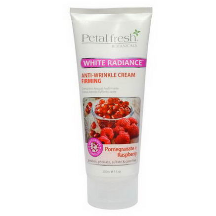 Petal Fresh, Anti-Wrinkle Cream, Firming, Pomegranate + Raspberry, 7 fl oz (200 ml)