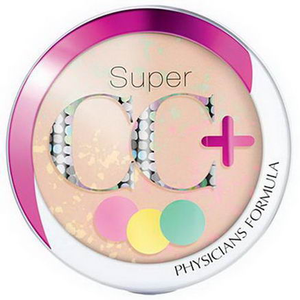 Physician's Formula, Inc. Super CC+, Color-Correction + Care, CC+ Powder, SPF 30, Light, 0.3oz (8.5g)