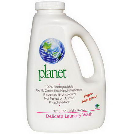 Planet Inc. Delicate Laundry Wash, 32 fl oz (946 ml)
