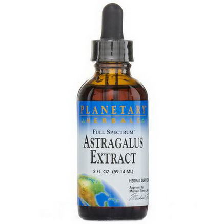 Planetary Herbals, Astragalus Extract, 2 fl oz (59.14 ml)