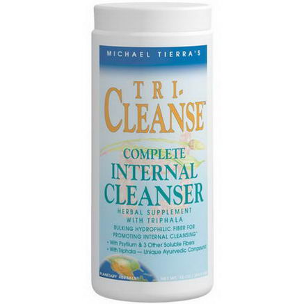Planetary Herbals, Michael Tierra's, Tri-Cleanse, Complete Internal Cleanser, 10oz (283.5g)