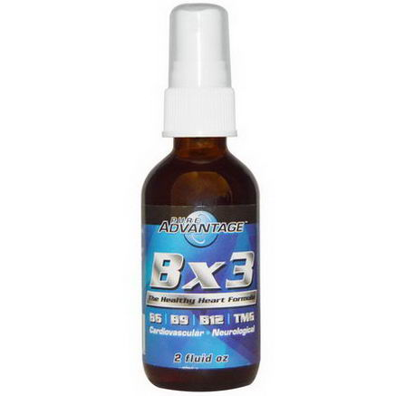 Pure Advantage, Bx3, 2 fl oz