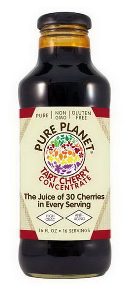 Pure Planet, Tart Cherry Concentrate, 16 fl oz