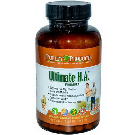 Purity Products, Ultimate H. A. Formula, 90 Capsules