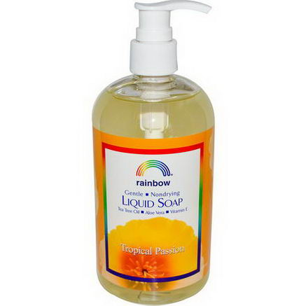 Rainbow Research, Liquid Soap, Tropical Passion, 16oz (480 ml)