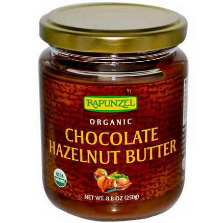 Rapunzel, Organic Chocolate Hazelnut Butter, 8.8oz (250g)