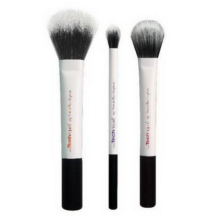 Real Techniques by Samantha Chapman, Duo-Fiber Collection, Limited Edition, 3 Brush
