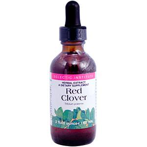 Eclectic Institute, Red Clover, 2 fl oz (60 ml)