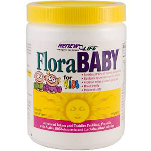 Renew Life, FloraBaby for Kids, 2.1oz (60g)