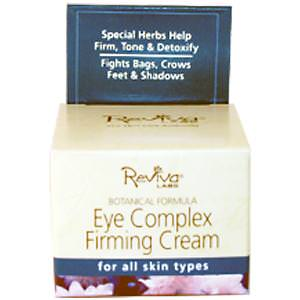 Reviva Labs, Eye Complex Firming Cream, 1/4oz (21g)